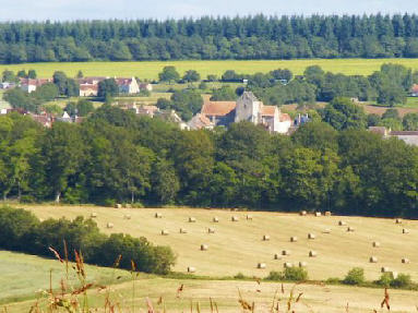 Ancinnes, Normandie - village de sejour, weekend e